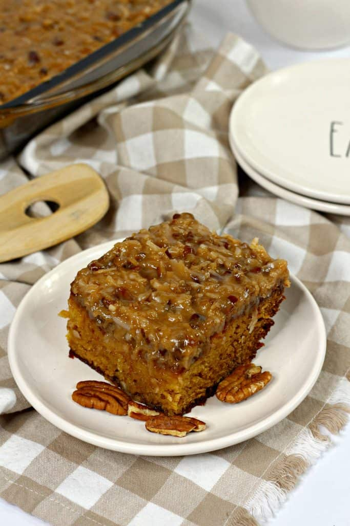 old fashioned cajun cake