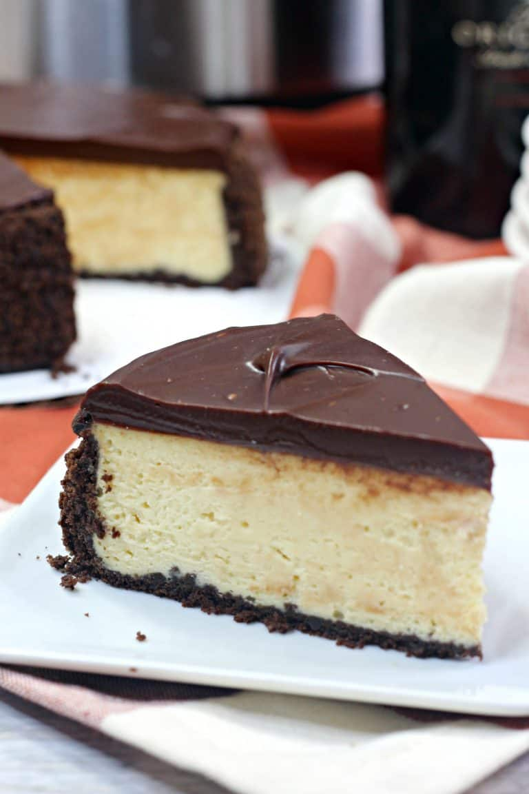 Bailey's Irish Creme Cheesecake
