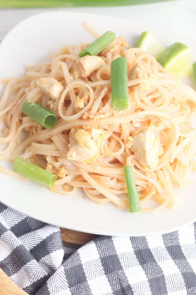 Easy Pad Thai