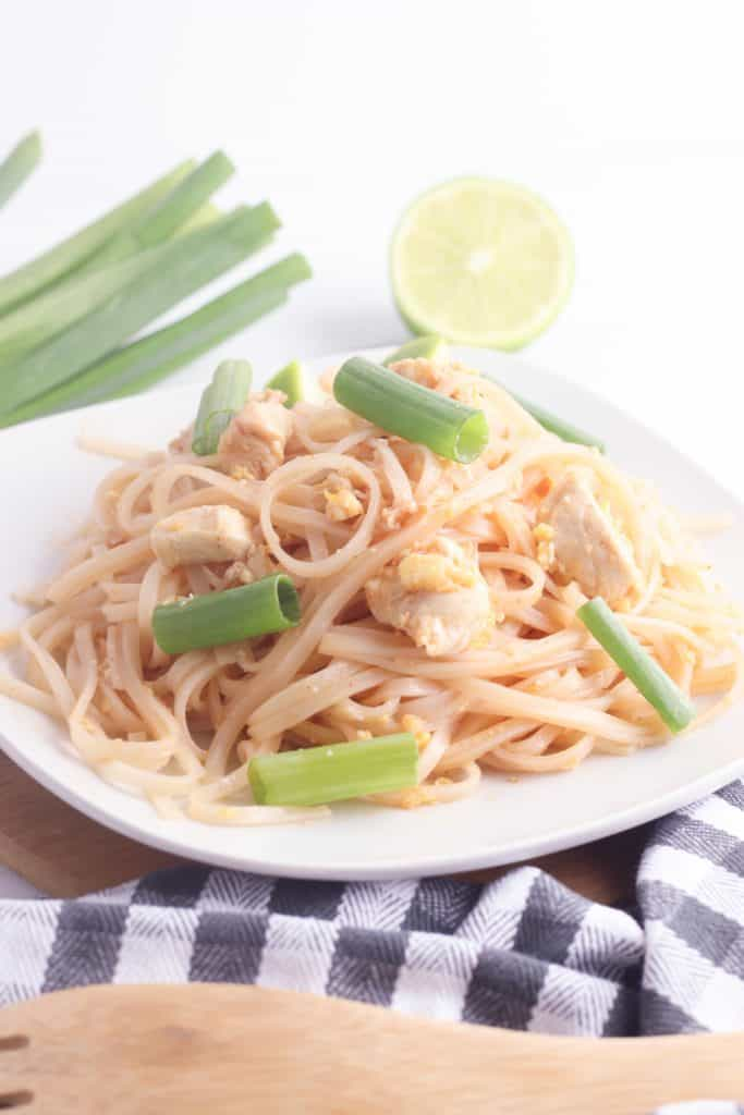 Instant Pot Pad Thai