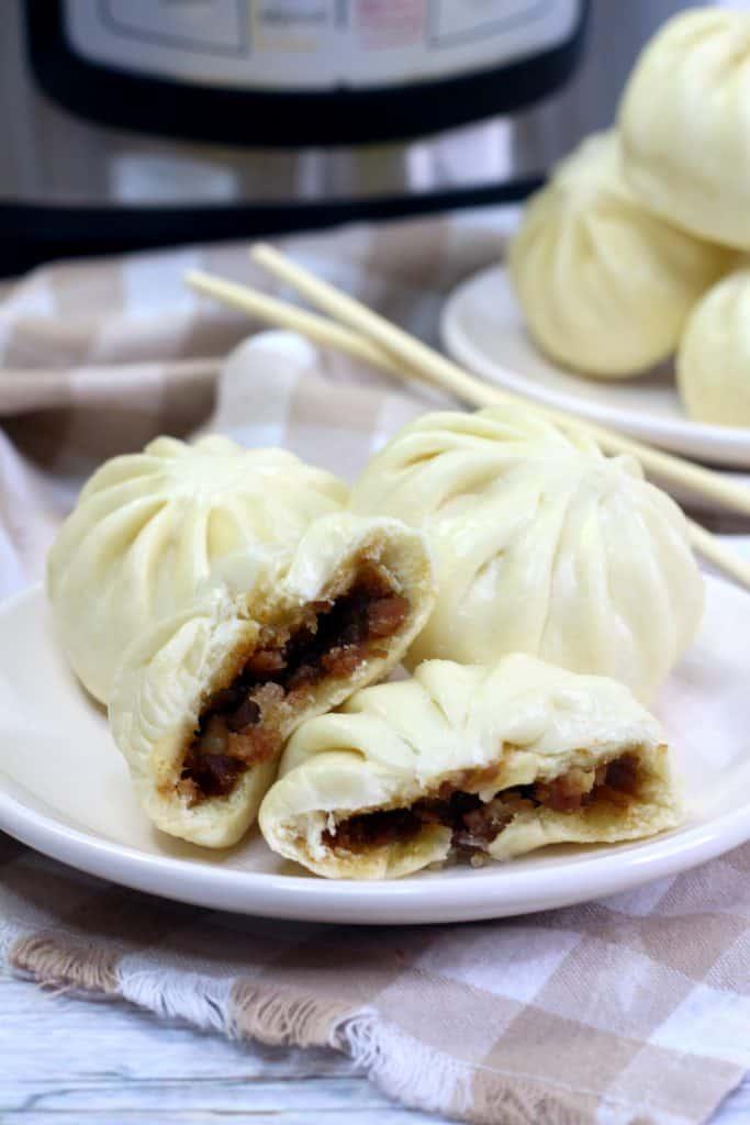 Pork Bao Buns