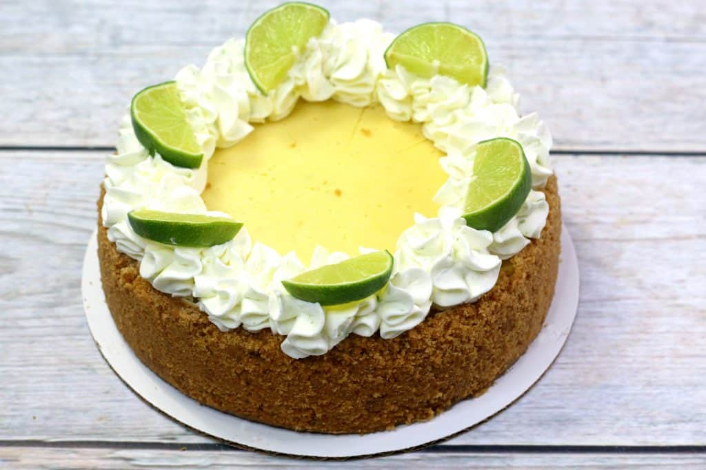 Key Lime Cheesecake Whole