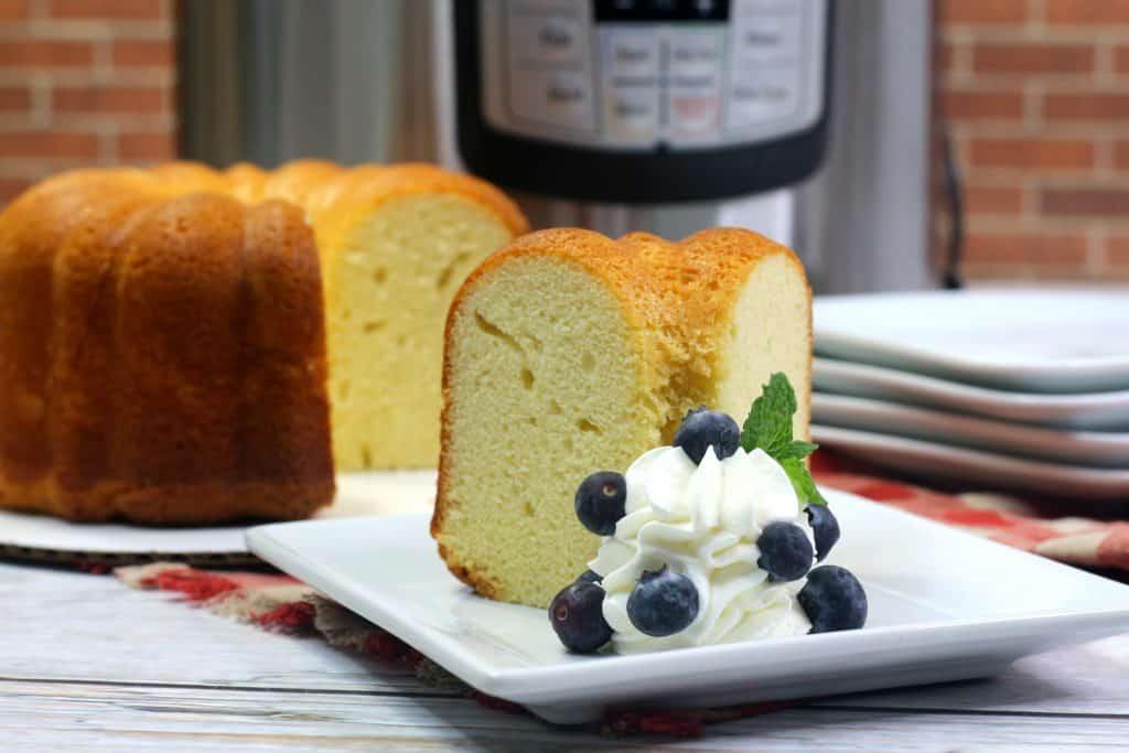 Sally Lunn Bread Instant Pot