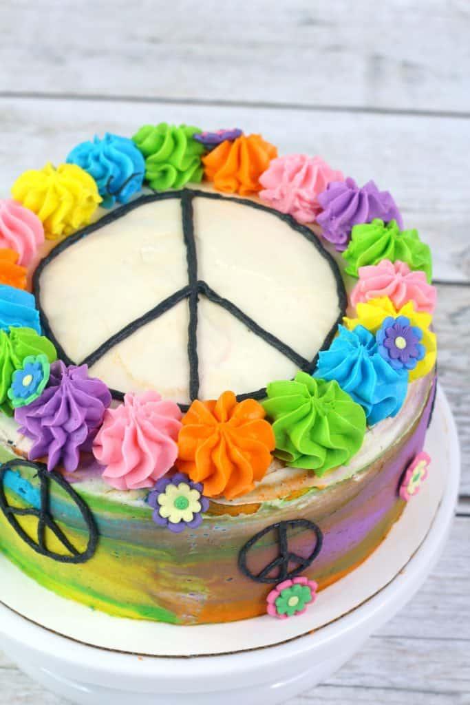 Hippie Cake Whole