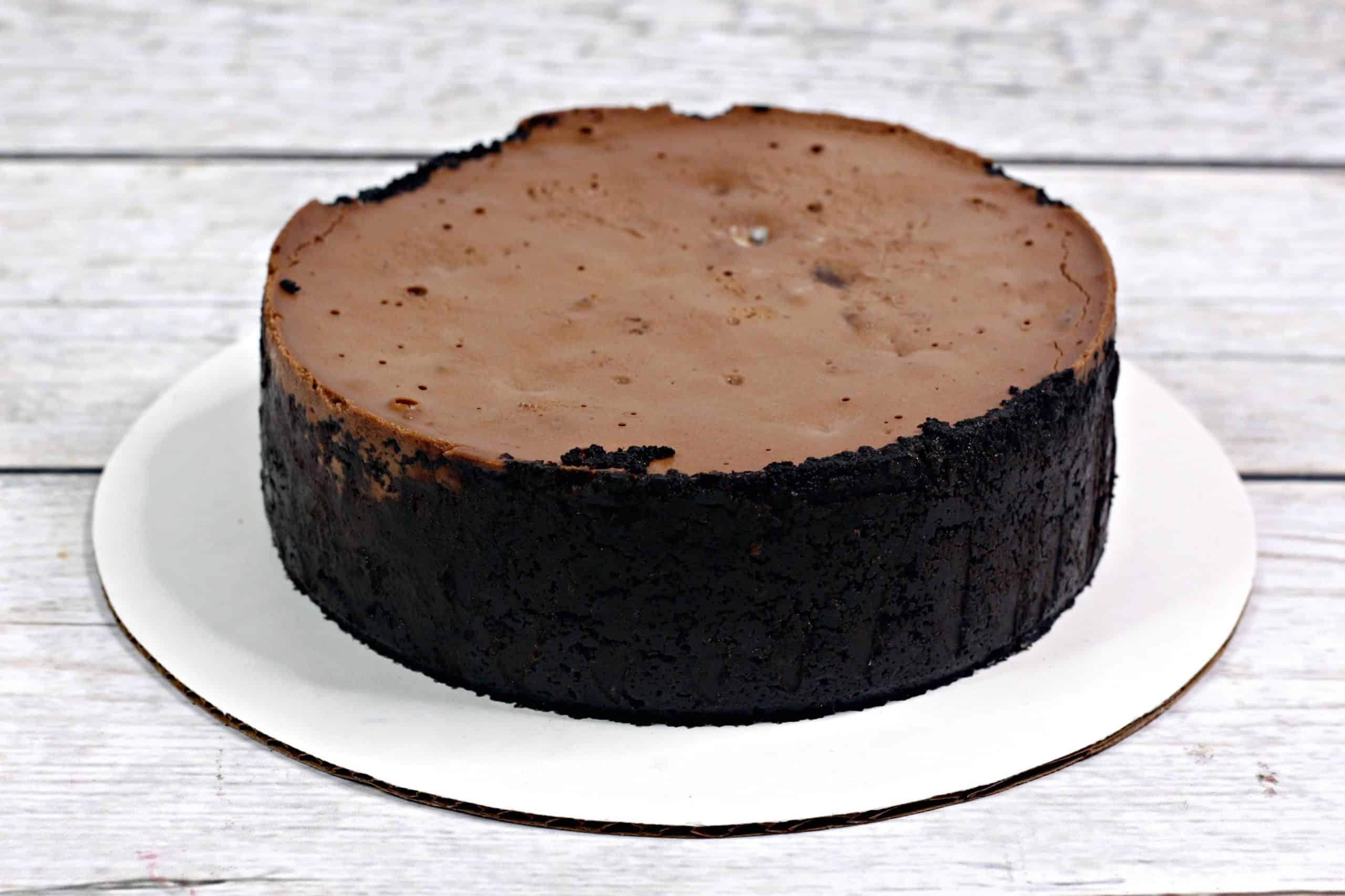 Chocolate Cheesecake whole
