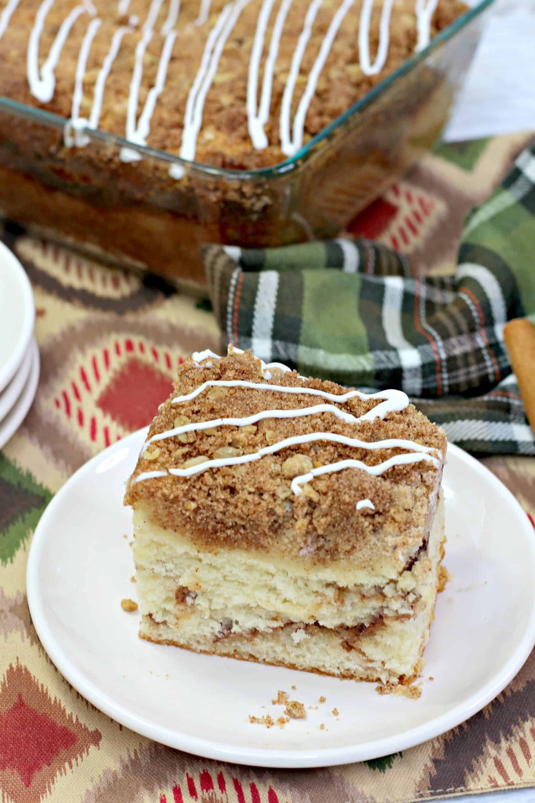 Mexican Crumb Cake