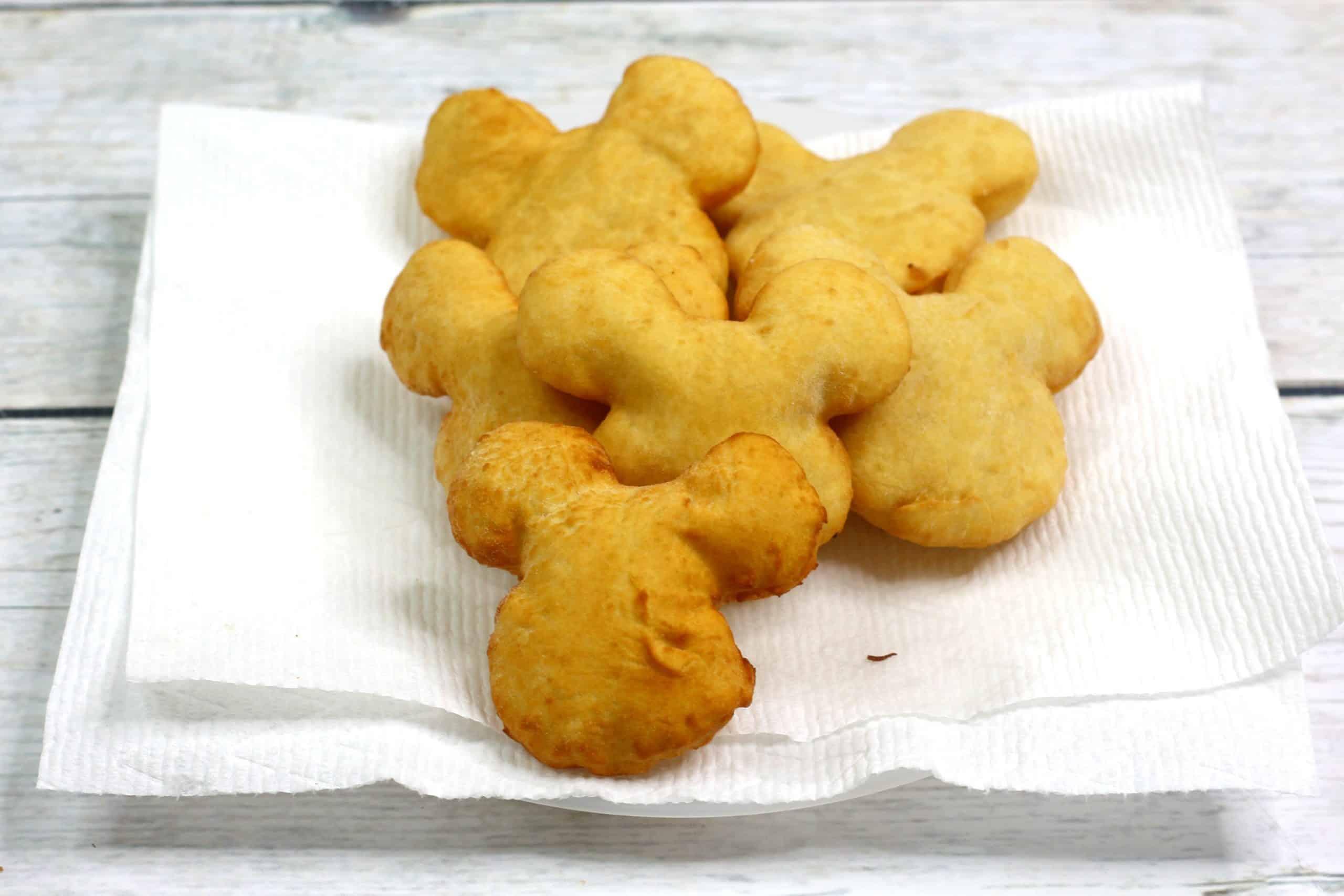 frieed beignets