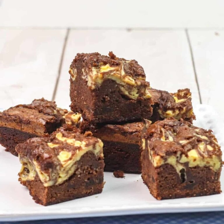 Banana Pudding Brownies featured image